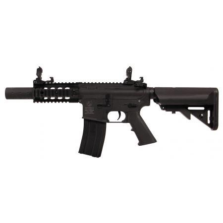Fusil Colt M4 Special Forces CQB AEG Noir - 180862