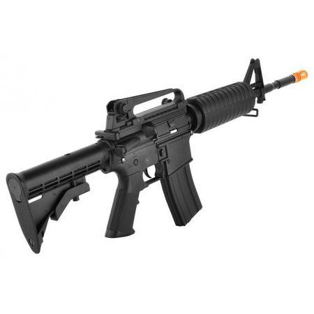 Fusil Colt M4A1 Carbine WAR Spring Noir (mineur 0.07 joule) - TU12007