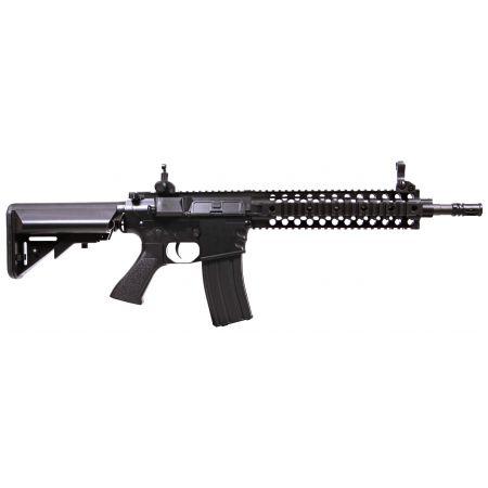 Fusil Colt M4A1 CQB AEG (Electrique) CM501 Cyma - Noir