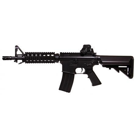 Fusil Colt M4A1 CQB AEG (Electrique) CM506 Cyma - Noir