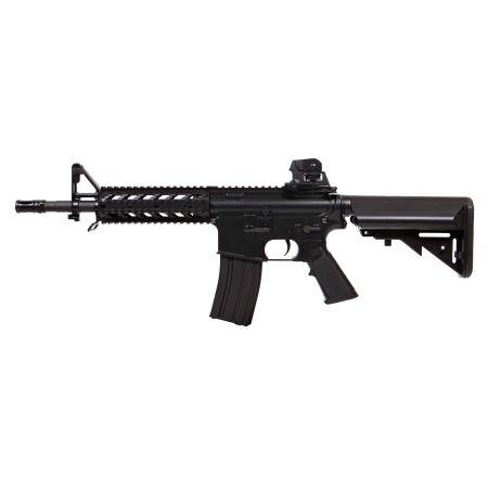 Fusil Colt M4A1 CQB AEG (Electrique) CM517 Cyma - Noir