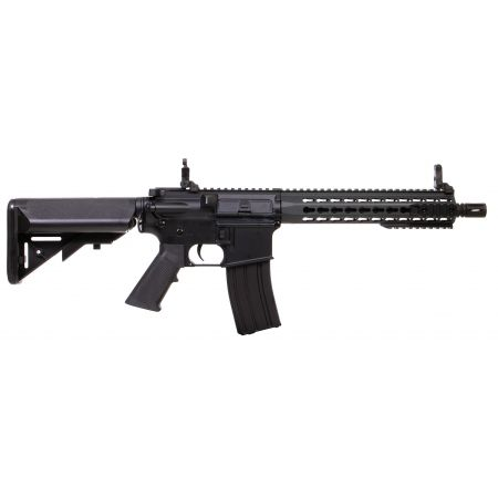 Fusil Colt M4A1 (M4 A1) CQBR Keymod AEG - Version Courte - Full Metal - 180842