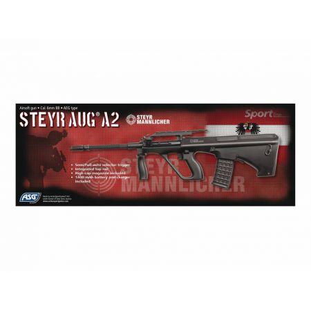 Fusil D'Assaut Steyr AUG A2 SLV AEG ASG 15909