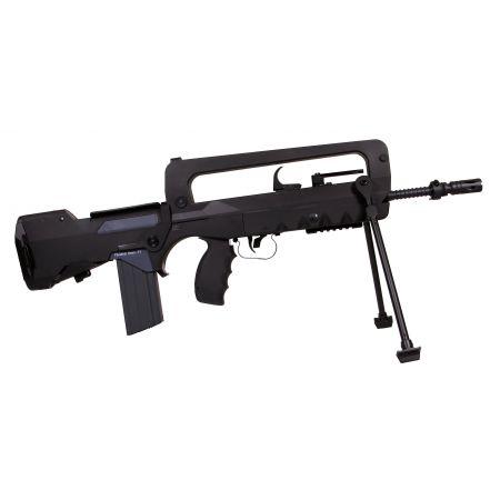 Fusil Famas F1 EVO (G1) Fibre de Nylon & Metal AEG Mosfet Noir 400906
