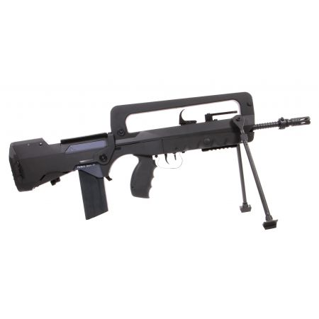 Fusil FAMAS Militaire AEG Spartan Military Training Noir - 400908