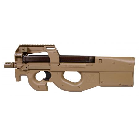 Fusil FN Herstal P90 AEG TR (Triple Rail) TAN FDE Flat Dark Earth - 200956
