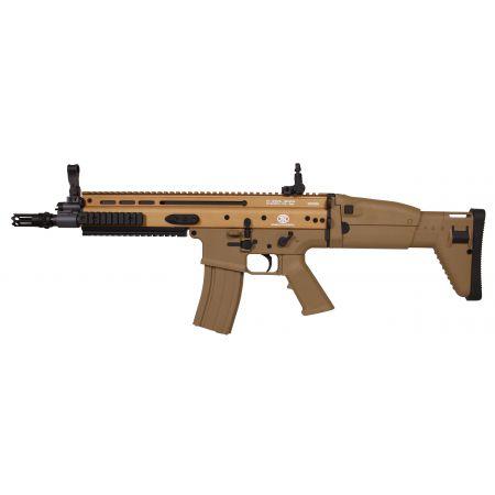 Fusil FN Herstal SCAR (SCAR-L) AEG Electrique Metal Tan 200955