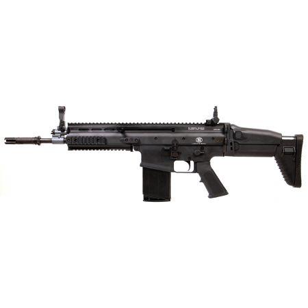 Fusil FN SCAR (SCAR-H) MK17 GBBR Gaz Blowback VFC Noir - 200551