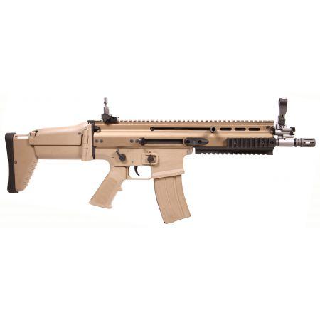 Fusil FN SCAR (SCAR-L) MK16 Open Bolt GBBR Gaz Blowback WE Tan 200506