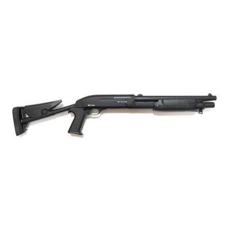 Fusil Franchi SAS 12 Tactical Spring Hop Up Flex Stock + Speedloader + Cartouche 16063