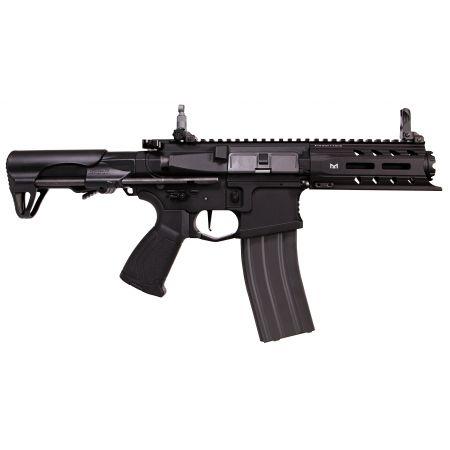 Fusil G&G ARP 556 (ARP9 M4) M-Lok AEG CQB Full Metal - Noir