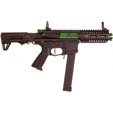 Fusil G&G CM16 ARP9 UMP CQB AEG PDW – Super Ranger Jade