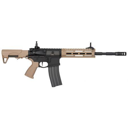Fusil G&G CM16 Raider L 2.0E M-Lok PDW AEG - Tan