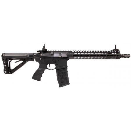 Fusil G&G CM16 SRXL AEG Keymod 12 Pouces - Noir