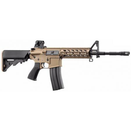 Fusil G&G M4 CM16 CM 16 Raider-L DST AEG Long Tan et Noir - Guay Guay