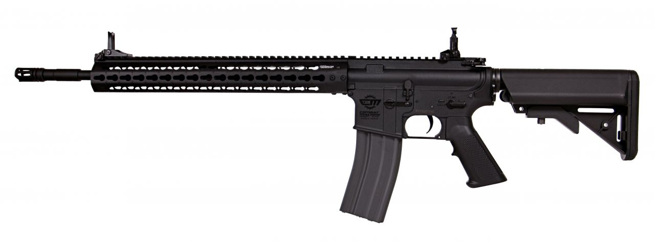 Fusil G&G M4 M15 CM15 KR-APR AEG Keymod 14 Pouces DMR ...