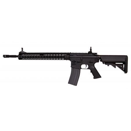 Fusil G&G M4 M15 CM15 KR-APR AEG Keymod 14 Pouces DMR - Noir