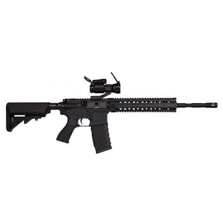 Fusil G&G M4 M16 CM16 CM 16 R8-L Long AEG (Electrique) Guay Guay Noir