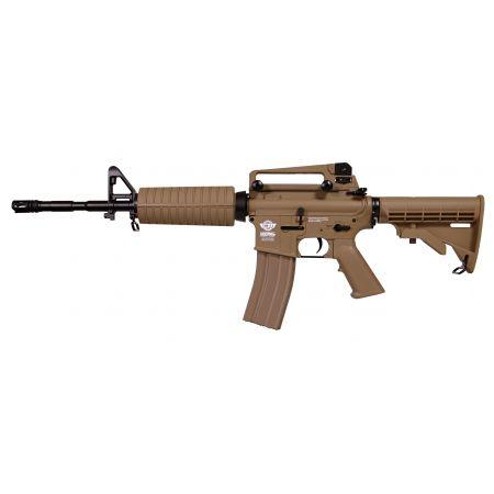 Fusil G&G M4A1 Carbine CM16 AEG (Electrique) Guay Guay - Tan