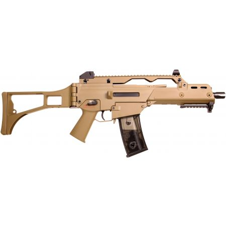 Fusil G36C AEG Électrique Saigo Defense - Tan