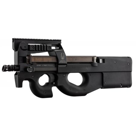 Fusil GIGN FN P90 TR Tactical AEG BO Dynamics King Arms Noir - BO8969