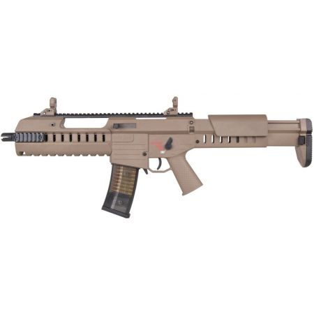 Fusil GSG G14 (G36) AEG Blowback & Burst Tan Dark Earth - 130928