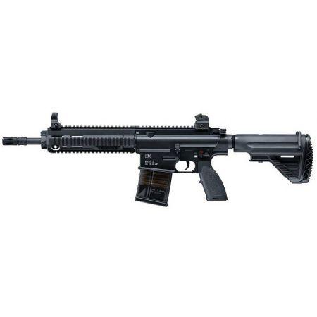 Fusil H&K 417D V2 AEG - Heckler & Koch HK417 VFC Umarex Noir - 26376X