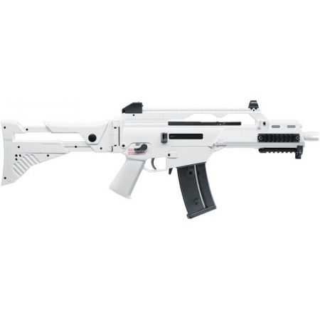 Fusil HK G36c G36 IDZ Blanc Umarex AEG & Spring Dual Power (H&K Heckler & Koch G36) - 26341