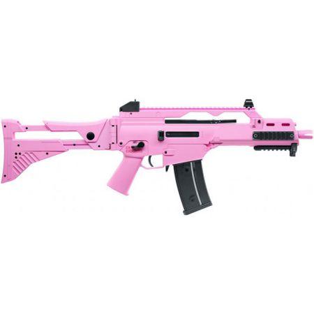 Fusil HK G36c G36 IDZ Rose Umarex AEG & Spring Dual Power (H&K Heckler & Koch G36) - 26340