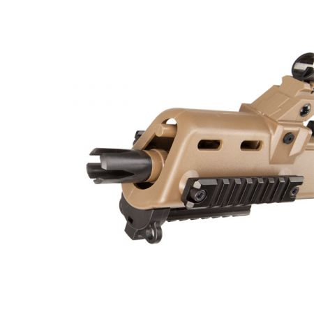 Fusil HK G36c G36 IDZ Tan Umarex AEG & Spring Dual Power (H&K Heckler & Koch G36) - 26301