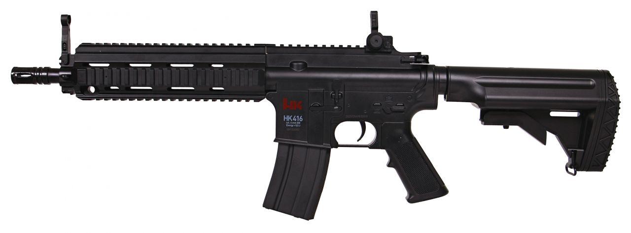 Fusil HK (Heckler & Koch) 416 C (HK416 HK 416C) CQB DLV