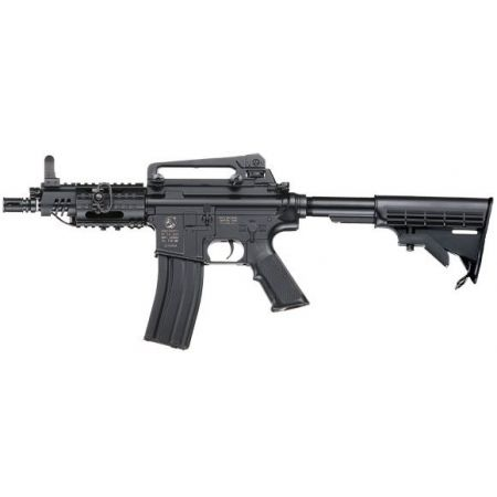 Fusil ICS M4 CQB Compact AEG Full Metal Crosse Retractable Version - ICS-28