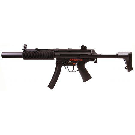 Fusil JG M5-S6 Type MP5 SD6 AEG Électrique Jing Jong - Noir