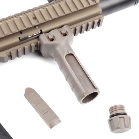 Fusil KA VLTOR M4 VIS CQB AEG King Arms Elite - Dark Earth KA-AG-162-DE