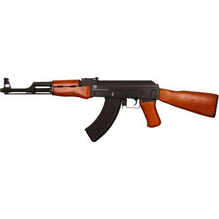 Fusil Kalashnikov AK47 AK 47 AKM AEG Blowback Full Metal & Bois - 120916