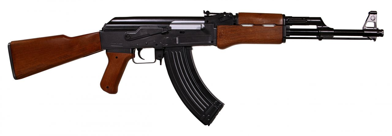 fusil kalashnikov ak47 spring cross imitation bois 120703 airsoft. Black Bedroom Furniture Sets. Home Design Ideas