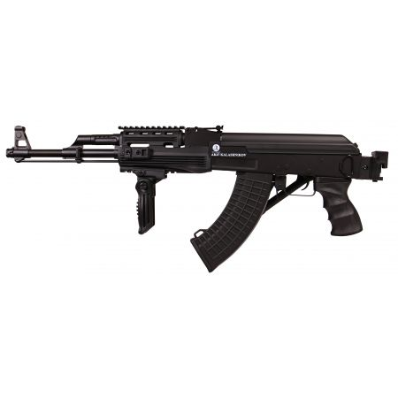 Fusil Kalashnikov AK47 Tactical V2 AEG Noir Crosse Repliable - 120909