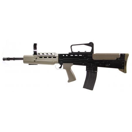 Fusil L85-A1 Bullpup Spring - Plan Beta - Noir