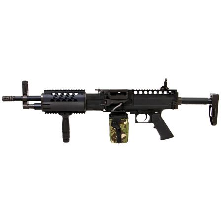 Fusil LMG Light Machine Gun Stoner 99 KAC AEG Classic Army - CA063M