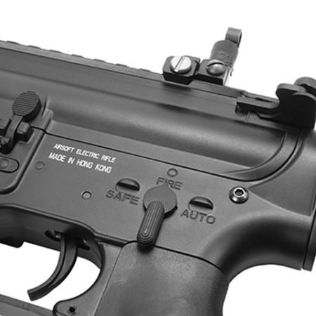 Fusil M4 A1 AEG King Arms Full Metal (M4A1) Advance - KA-AG-120-FP