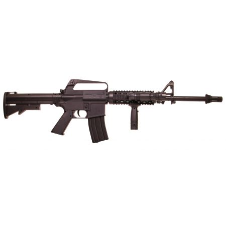 Fusil M4 A1 Commando Spring Plan Beta - Noir