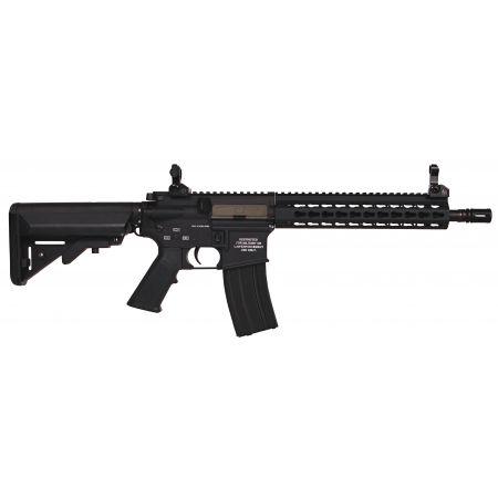 Fusil M4 AEG CA MK10 MK-10 CQB Full Metal Classic Army Noir - CA096M