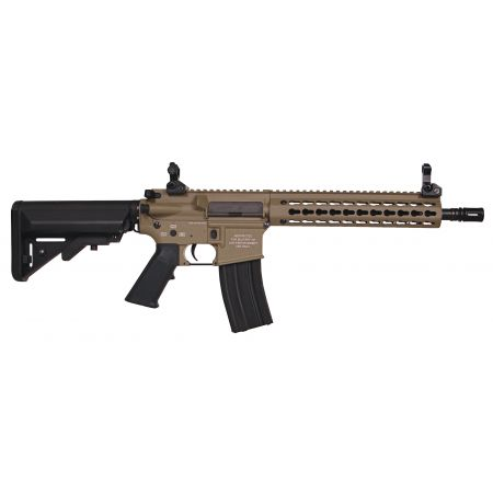Fusil M4 AEG MK-10 CQB Full Metal Classic Army Dark Earth - CA096M-DE