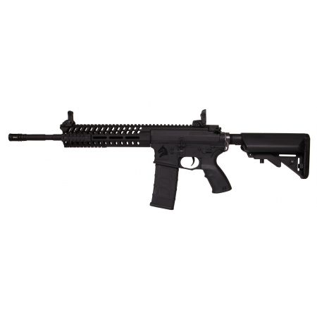 Fusil M4 BO Dynamic Combat LT595 Carbine AEG Blowback Lonex Noir - AR05110