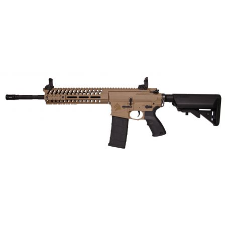 Fusil M4 BO Dynamic Combat LT595 Carbine AEG Blowback Lonex Tan - AR05115