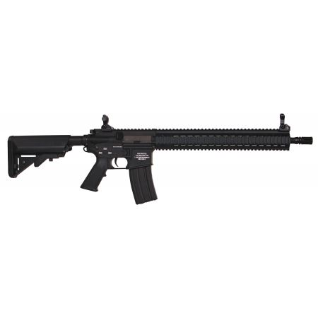 Fusil M4 CA M15 MK-15 DMR Long Full Metal Noir Classic Army AEG CA098M