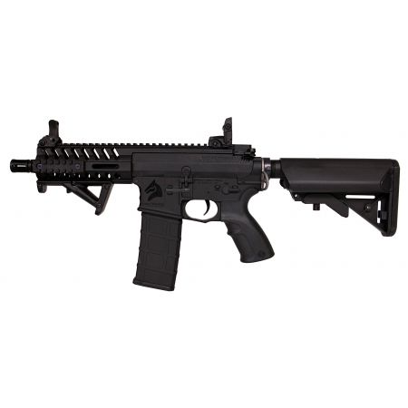 Fusil M4 CQB BO Dynamic Shield LT595 AEG Blowback Lonex Noir - AR13500