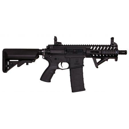 Fusil M4 CQB BO Dynamic Shield LT595 AEG Blowback Lonex Noir - AR13500
