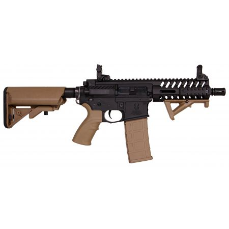Fusil M4 CQB BO Dynamic Shield LT595 AEG Blowback Lonex Tan - AR13502