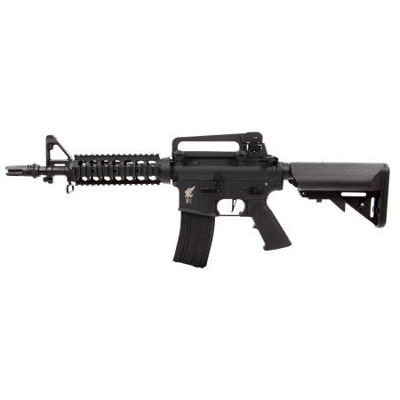 Fusil M4 CQBR Ris Carbine Fast Attack Sportline AEG APEX - Noir